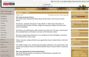 Aryan Invasion archive