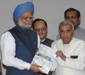 Dr.Manmohan Singh and Sachar