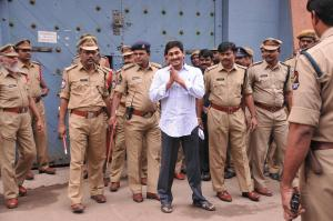 YS Jagan in jail
