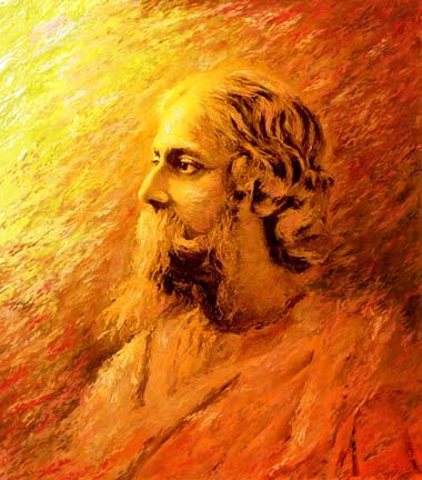 Rabindranath Tagore  Rabindranath Tagore Sketch Picture