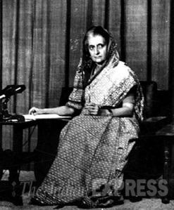 Emergency Indira