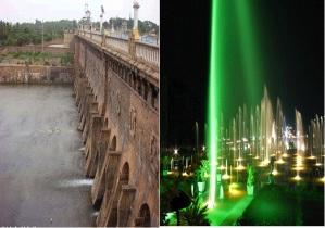 Krishnasagar-dam-and-brindavan-garden