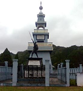 Kiang Nangbah Monument