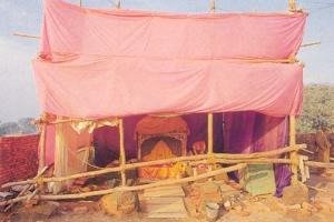 Present state of Ayodhya Sri Ram