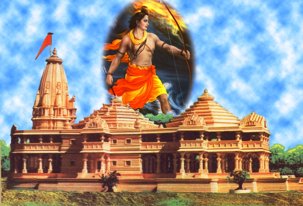Image result for Ayodhya temple