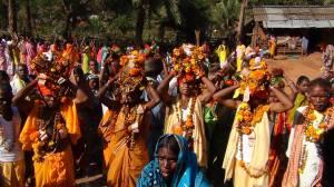 Jagannath, Subhadra, Balabhadra and Sudarshan